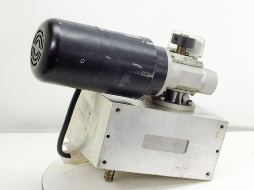 Taktomat  XP 80E Parallel Gear Indexer w Georgii Kobold 3 Phase Motor