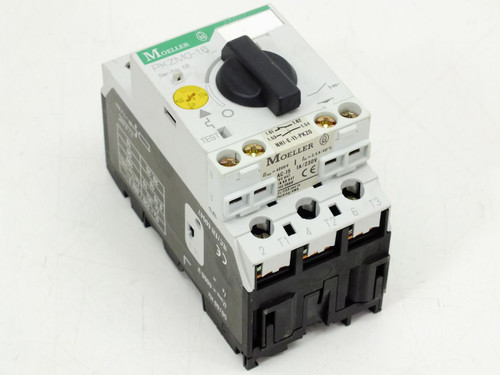 Eaton Moeller PKZM0-1.6 Manual Motor Protector Circuit Breaker