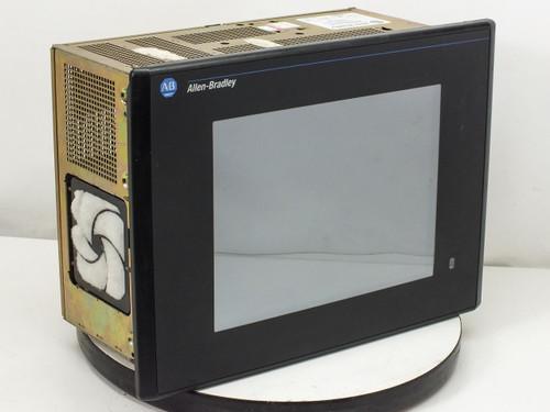 Allen Bradley 6180-EIKEFFAZFCZ Touchscreen PC PII 400MHz - BAD Power Supply AS IS
