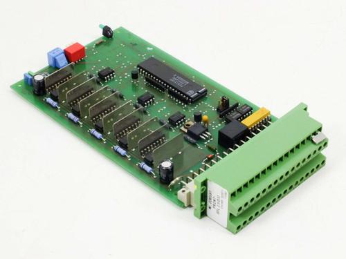 Berger 220642-00-01 Singulus Skyline Computer Board - Injection Molding System