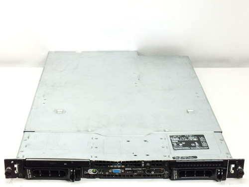Dell Poweredge 1850 Dual Xeon 1U Rackmount Server 3.2GHz 8GB RAM 2x 32GB HDDs
