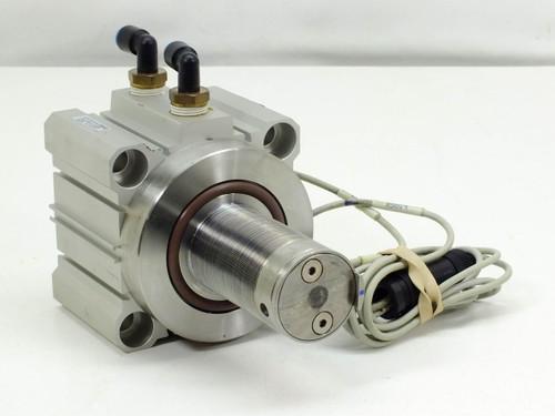 SMC CDQ2KB80-UIA980 SMALL Pneumatic Cylinder 145 PSI / 1 MPa
