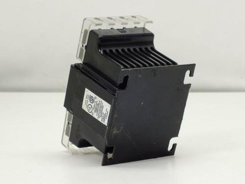 Hammond Manufacturing 75 VA Control Transformer 240 or 480 VAC (PT75QR)