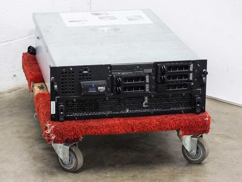 Dell PowerEdge 6650 Xeon Dual 2.7GHz Server, 8GB RAM, (2) 146GB and (2) 18GB HDD