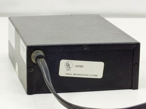 Symon Power Supply Visual Broadcasting System