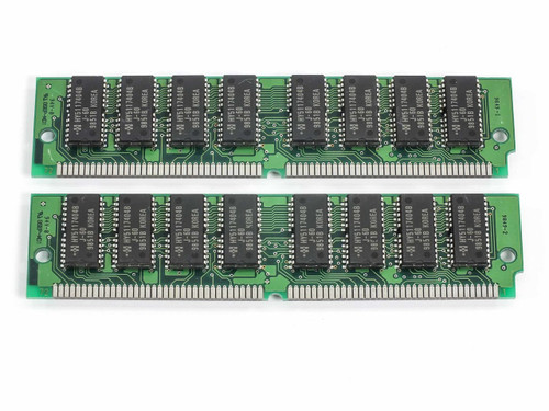 IBM 92G7325 Pair of 32MB Ram Sticks 72-Pin Non Parity EDO 92G7324 (64MB TOTAL)