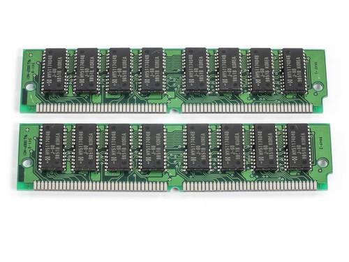 IBM 92G7325 Pair of 32MB Ram Sticks 72-Pin Non Parity EDO 92G7324 (64MB TOTAL)