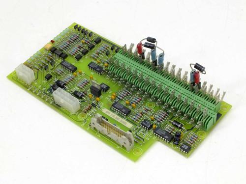 Netstal SPV 110.240.9450b Komplett Card from Diskjet Injection Steag Firstlight