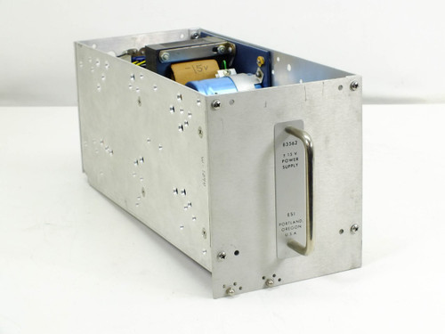 ESI 15V 983562 REV K Power Supply 83562