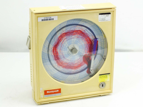 Honeywell Temperature and Humidity Chart Recorder - No Key (31061222-001)