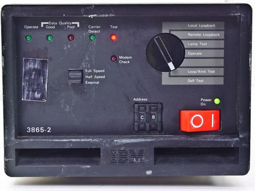 IBM Data Modem for Mainframe Terminal System 3865-2