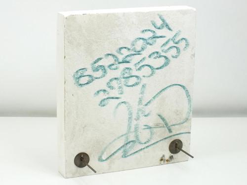"Ceramic Block for Oven 14"" x 12"" x 2"" (Heating)"
