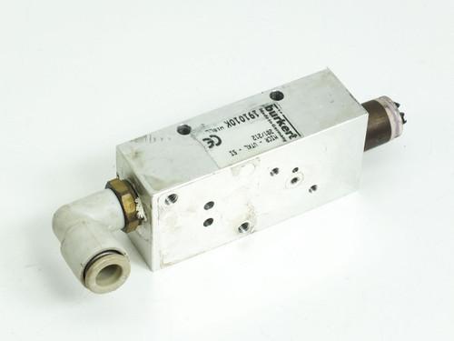 Burkert Solenoid Valve MICR-UTKL-SI 201/212 191 010 K 191010K