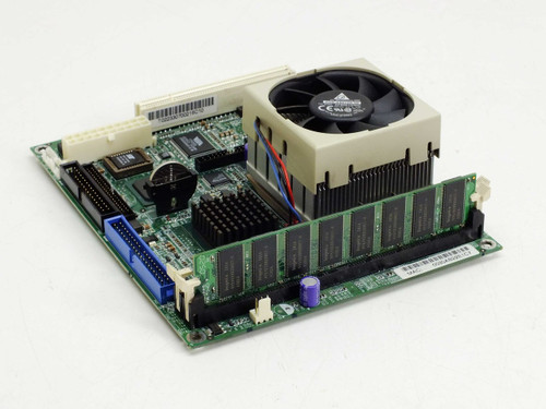 DPF 2972508002 Super-Small Form Factor Motherboard 180x150mm PGA370 CPU and RAM