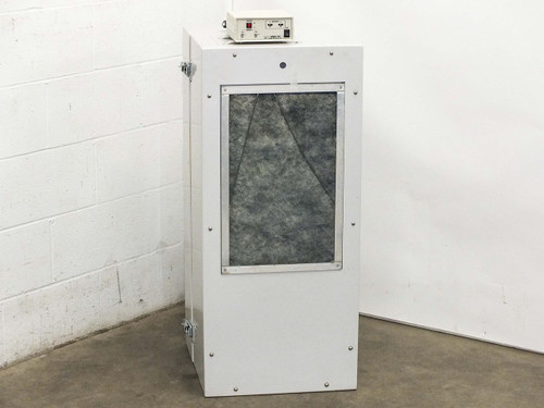 Hugle Electronics 430 Laminar Flow Hood Blower 200VAC 3-Ph with Dual Ionizer Bar