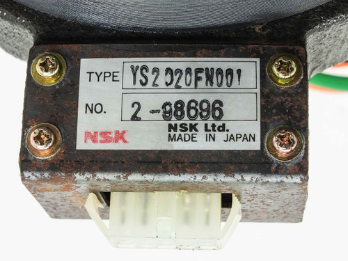 NSK YS2020FN001 Rotary Positioning Motor for Automation wl SMC CDRQB Liner Rail
