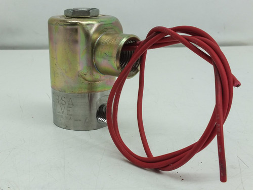 Versa  Direct Solenoid Actuated Valve Two-Way ESM-2301-60-24VDC