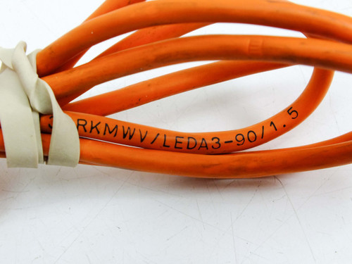 Lumberg Automation Cord 3-Pole STR-ANG (RST3 M12 / M8)