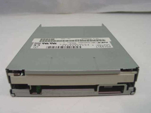 "Dell 1.44 3.5"" Floppy Drive - no bezel - FD1231T (9886C)"