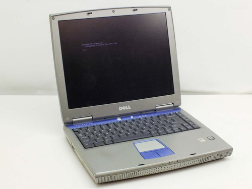 Dell Inspiron 1100 2.0GHz P4 Laptop 20GB HDD 640MB RAM DVD/CD-RW - As Is / Parts