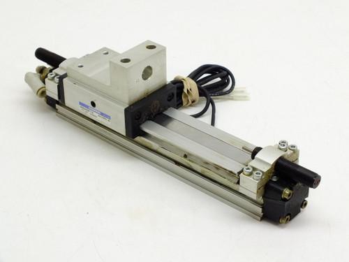 Koganei ORGA20X110 Slit Type Rodless Cylinder Auctuator 0.787mm Bore 110mm Strok