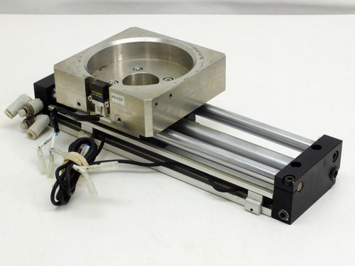 Koganei Magnet Type Rodless Cylinder Actuator 20mm Bore 200mm Stroke