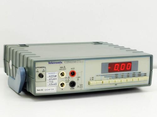 Tektronix Digital Multimeter (CDM250)