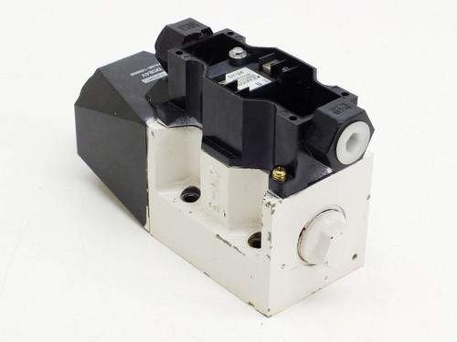 Tokimec 02-123806 24 VDC Hydraulic Solenoid Valve D7-24 DC24V 02-1238882