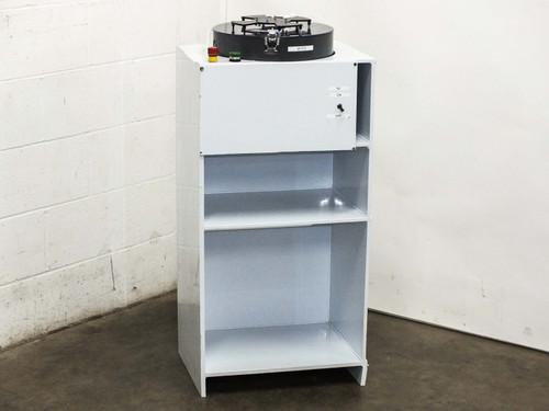 Wafer Spin Cleaner w/ Minarik C1XP Controller & 504-00-042 Motor 115V - SpinDry