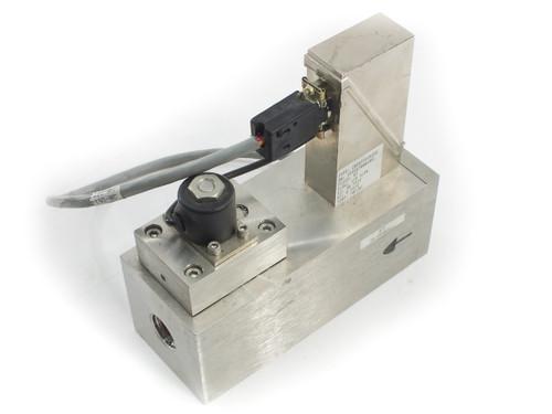 Parker Porter N2 120 SLPM Mass Flow Controller from BTU Oven PN 5080833 203AFKAS