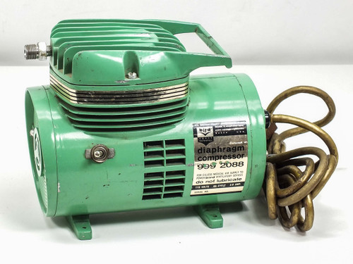 Bird Space Technology Diaphragm Compressor 999 2088