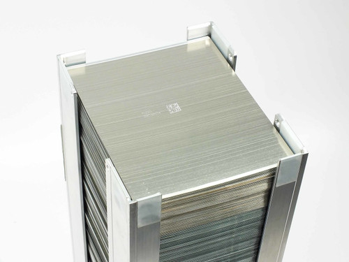 Nanosolar Lot of 1000 NanoCells 2.6KW Lightweight Flexible CIGS MWT Solar Cells