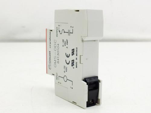Crouzet 84130104 GMS-ODC DIN-Rail Mount Relay Module 17.5mm