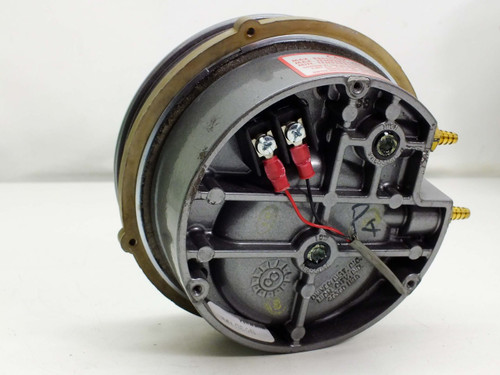 "Dwyer 0-50"" Magnehelic Differential Pressure Indicating Transmitter Gauge 605-50"
