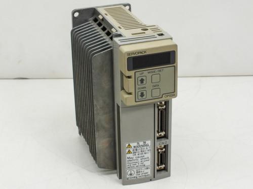 Yaskawa SGDL-04AP Servopack 200V 0.27HP Servo Drive with OP04P Digital Operator