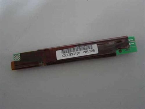 """Toshiba K000833450 14.1"""" LCD Inverter Board for Satellite 1105 1100 Laptops"""