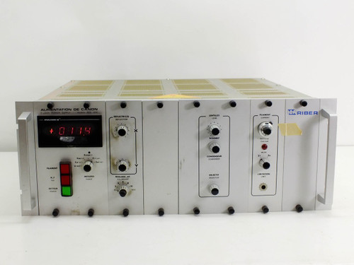 Riber 1010 E-Gun Power Supply with Cables ACE IOIO