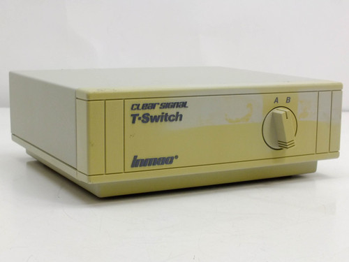 Inmac 1901 Clear Signal T-Switch 2 Device ab switch