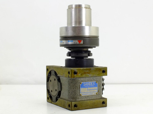 Sandex 4.5D D-Series Indexing Drive with Sankyo 6TR-3C Torque Limiter