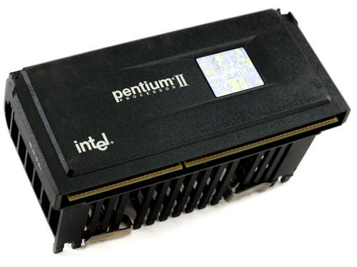 Intel SL2KA Pentium II 333MHz Slot 1 Processor Passive Heat-Sink - 80523PX333512