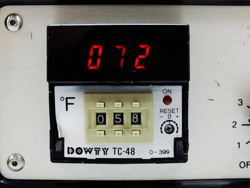 Black Winder with Dowty TC-48 Display (Coil)