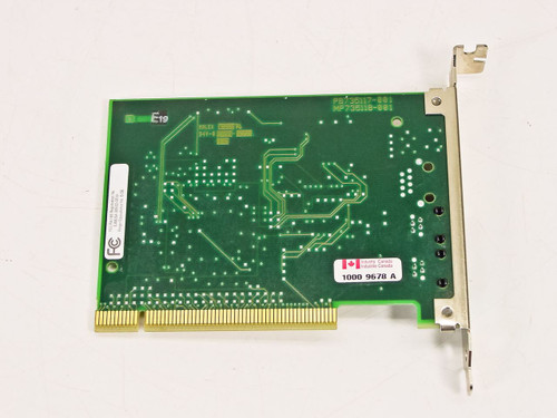 Intel Intel phoneline/ethernet controller PCI 21145 724746-002