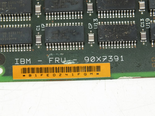 IBM 2MB Memory Card 15F6823F (90X7391)