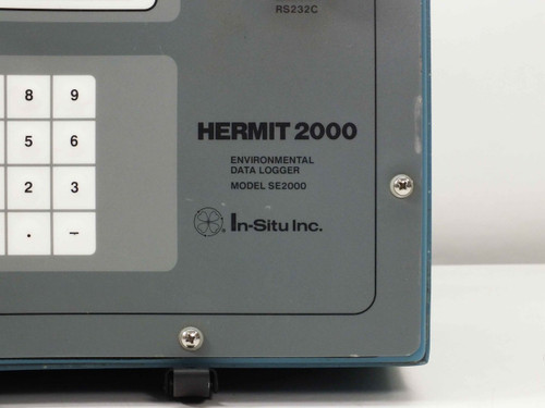 In-Situ HermitEnvironmental Data Logger with RS232 Data Cable SE2000