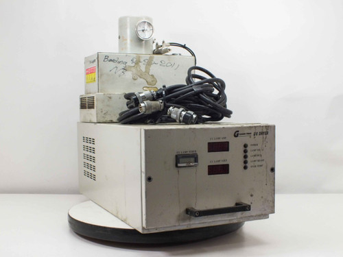 Guann Yinn GY181CD UV Curing / Irradiator with BULB & Power Supply 380V PH-1
