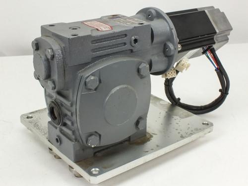 Gong TZYH Speed Reducer with Yaskawa AC Servo Motor - SGML-04AF14 BHE50