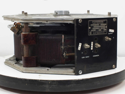 Superior Electric 1156D Powerstat Variable Autotransformer 6.3KVA 1Ph AS-IS