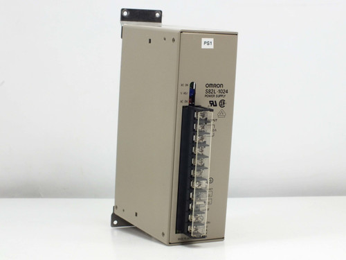 Omron Power Supply 24V 4.6A  S82L-1024