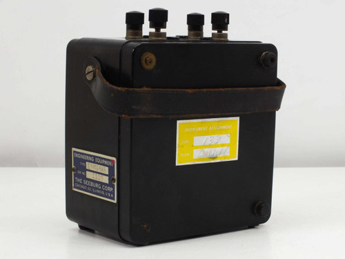 Weston Electrical 430 VINTAGE DC Voltmeter Meter 0~500 Volt