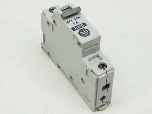 Allen-Bradley 1492CB1 H010 1 Amp 240 277 Volt Circuit Breaker